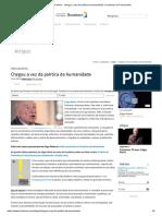 Edgar Morin - Chegou a vez da política da humanidade _ Fronteiras do Pensamento.pdf