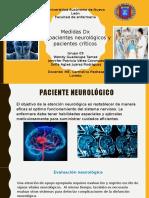 clase 8 criticos dx paciente neuro