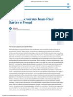 Karl Marx versus Jean-Paul Sartre e Freud - DM Online