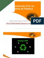 Experiencias CLIL na materia de Plástica