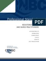 128 Professional Standards