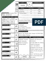 Gwydion Ar Calennar - Dragon Age Player Character