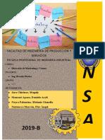 TRABAJO DE DIRECCIÓN DE MARKETING c