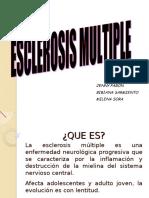ESCLEROSIS MULTIPLE