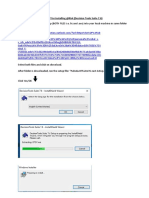 SOP for Installing Decision Tool