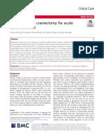 31174580_ Decompressive craniectomy for acute ischemic stroke