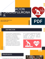 RCP Protocolo y técnicas