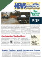 Spring 2003 Eco Newsletter, EcoSuperior