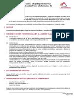 Procedimiento logístico de subida y bajada para empresas contratistas COVID-19 (14x14)