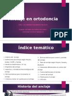 ANCLAJE EN ORTODONCIA II SEM.pptx