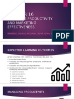 CHAPTER 16 MANAGING PRODUCTIVITY AND MARKETING EFFECTIVENESS.pptx