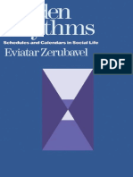 Zerubavel, E. Hidden Rhythms_Schedules and Calendars in Social Life (1985)