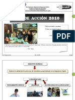 PLAN DE ACCIÓN BEATRIZ