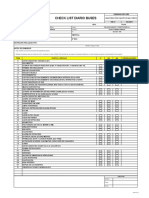 126898-MAN-P001-R005 Check List Diario Buses Rev. 0