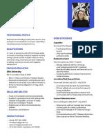 updated resume 2