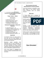 Simulado - PMTO2018 (Oficial)