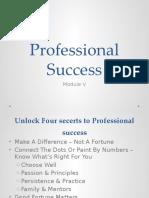 Professional Success (1)