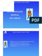 CM SINTRA - Movimentacao Manual de Cargas