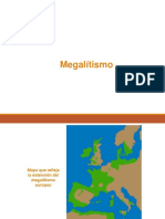 Megalitismo (Resumido)
