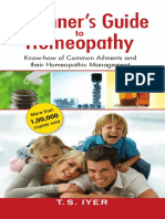 iyer_beginner_s_guide_to_homeopathy_contents_reading_excerpt