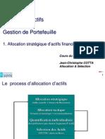 Cours Chap.1 Allocation Strategique d27actifs Financiers