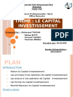 capital investissement chorfi