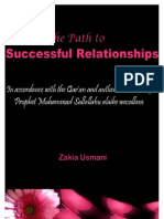The Path to Successful Relationships