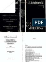 Mecanismos en La Tecnica Moderna v.1