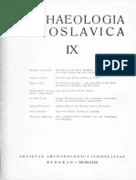 Pinterović, D. - 1968 - Limesstudien in Der Baranja und in Slawonien.pdf