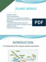 Sailplane Wings