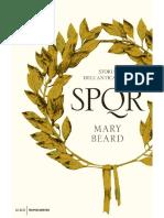 SPQR_ Storia dell'antica Roma - Mary Beard