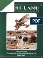 Revista Aeroplano número 13 del año 1995