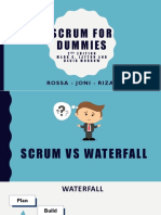 Scrum - Tim1