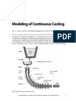 Modelling methods of continuous casting.pdf
