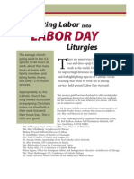 Putting Labor into Labor Day - Catholic Worship Aids