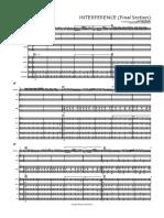 Interference Final Section - Johan Version 2011 Score.pdf