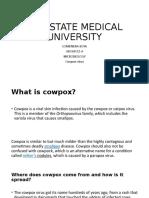 cowpox virus.pptx