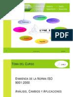 Enmienda de la Norma ISO 9001 2008 Archivo PDF