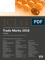 International Comparative Legal Guide to Trademark