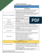 Instructivo para la construcción de proyectos PDF