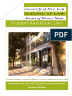 CUNYLawStudentHandbook2009