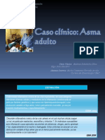 caso clinico asma