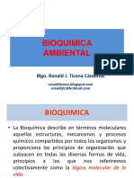 Bioquimica Ambiental