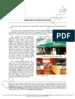 Case 2 - Segmentation at Stick Kebob Shop