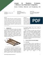 Artigo - Asnas Tradicionais de Madeira Evolução, Comportamento e Reforço com Materiais Compósitos