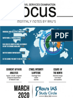 Rau's IAS Focus Magazine March 2020 @UPSC_THOUGHTS.pdf