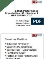 DHPOS20 - Seminar 2