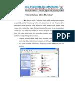 Tutorial Instalasi Adobe Photoshop 7