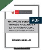 Manual de Derechos Humanos Aplicados a La Función Policial Res.min.952-2018-In-wor.
