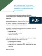 TEMA 1 . CONOCIMIENTO DEL EQUIPAMIENTO Y MATERIAL